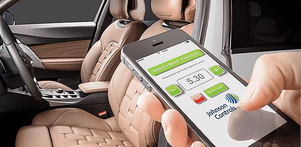 Johnson Controls desenvolve aplicativo que ajusta bancos elétricos automaticamente - Divulgação - Divulgação