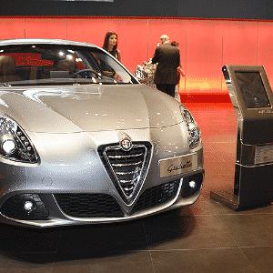 Alfa Romeo Giulietta - Newspress