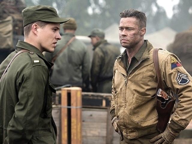 Brad Pitt em cena de