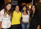 Acompanhada da namorada, Thammy Miranda leva a mãe e a sogra para jantar no Rio - Paduardo/AgNews