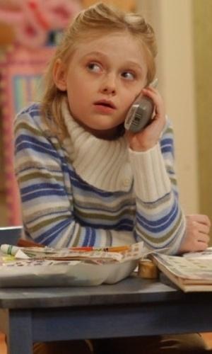 Ainda criança, Dakota Fanning fez o papel de Mackenzie, uma menina que dá conselhos a Joey quando Monica e Chandler estão prestes a se mudar