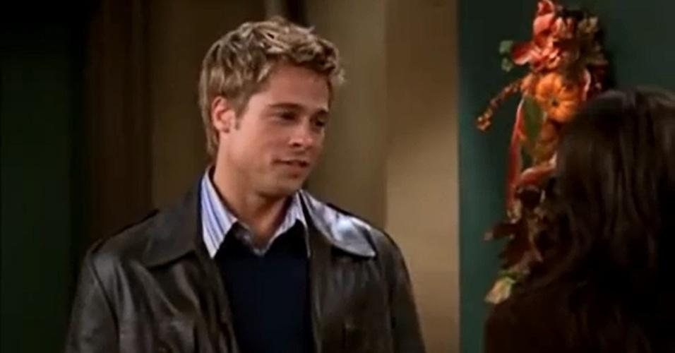 Marido de Jennifer Aniston na época, Brad Pitt apareceu como Will Cobert, antigo colega de escola de Ross, Rachel e Monica