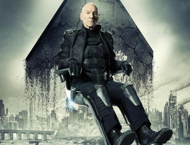 """Personagens de  """"X-Men: Dias de um Futuro Esquecido"""" aparecem em nova série de pôsters"""