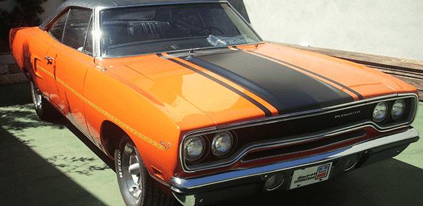 Plymouth Road Runner 1970 615 - Arquivo pessoal - Arquivo pessoal
