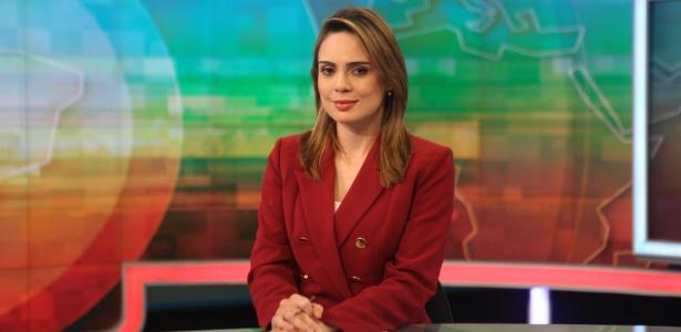 Rachel Sheherazade renovou contrato com o SBT por 4 anos