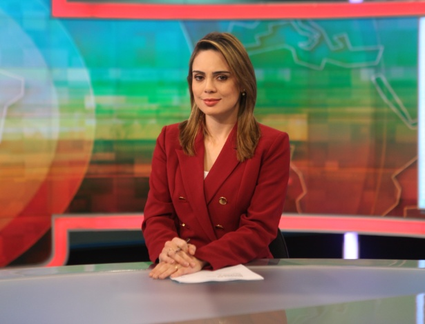 """Rachel Sheherazade é âncora do """"SBT Brasil"""""""