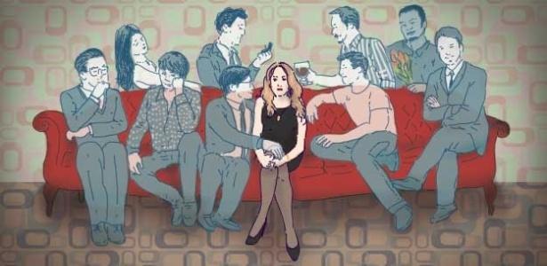 """Os """"anoréxicos emocionais"""" sabem que podem dar amor, mas não têm ideia de que podem receber - Didi Cunha/UOL"""