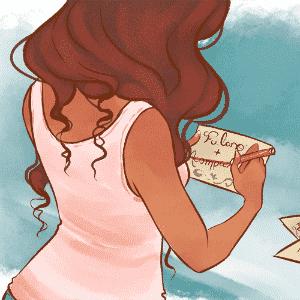 Ilustração da matéria sobre mitos de etiqueta nos casamentos - Leh Latte/Arte UOL