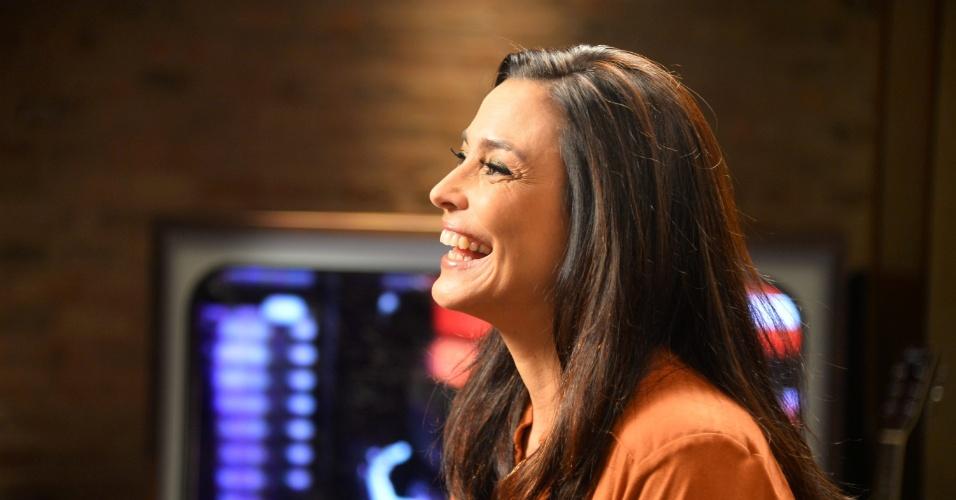 7.mai.2014 - Valéria Monteiro chegou a ter duas propostas de trabalho assim que voltou ao Brasil há 12 anos, mas não aceitou