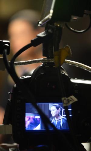 """7.mai.2014 - O programa """"O Show da Vida é Fantástico"""" terá um mês de duração e será exibido de segunda a sexta, com apresentação de Valéria Monteiro"""