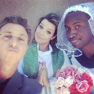 Cantor e atriz vão se casar em setembro