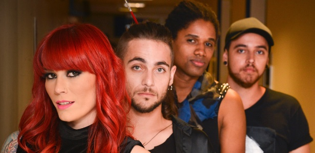 """A banda Move Over é uma das concorrentes do reality """"SuperStar"""""""
