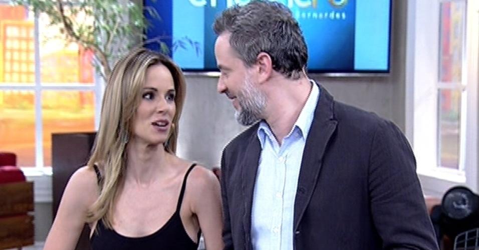 """Fátima Bernardes tira férias, Ana Furtado e Dan Stulbach assumem """"Encontro"""""""