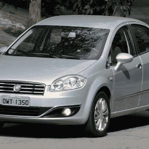 Fiat Linea Essence 1.8 M/T 2015 - Murilo Góes/UOL