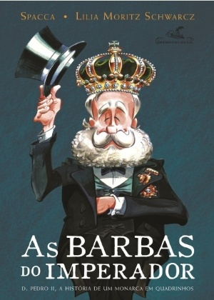 HQ As Barbas do Imperador, de Spacca