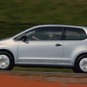Volkswagen Take up! 2 Portas - Murilo Góes/UOL