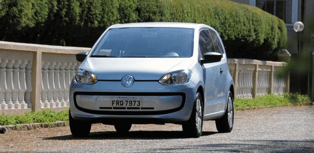 Volkswagen take up! 2 portas - Murilo Góes/UOL - Murilo Góes/UOL