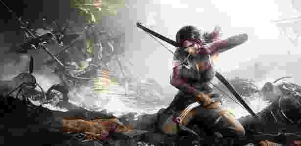 Filme será baseado em reboot da série nos games, de 2013 - Divulgação