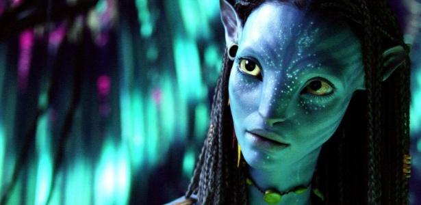 """Cena de """"Avatar"""" (2009), de James Cameron - Reprodução"""