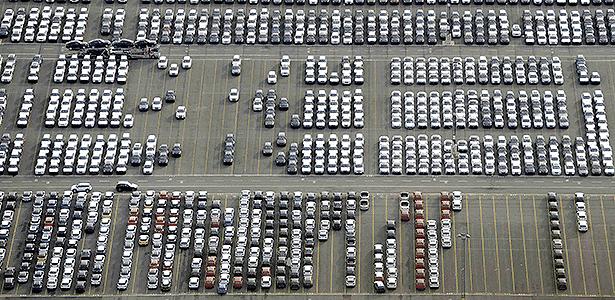 Venda de carros sobe 3,6% na Europa em abril - Fabian Bimmer/Reuters - Fabian Bimmer/Reuters