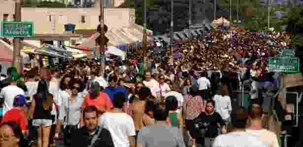 Por falta de segurança, atrações do Minhocão são transferidas para outros locais e datas -  Luciano Amarante/Folhapress