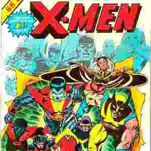 Giant-Size X-Men #1 - Reprodução