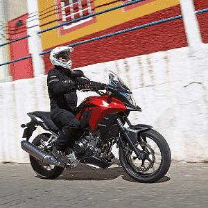 Honda CB 500X 2015 - Divulgação