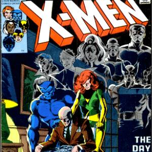 Uncanny X-Men #114-121 - Reprodução
