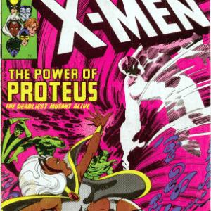 Uncanny X-Men #125-128 - Reprodução