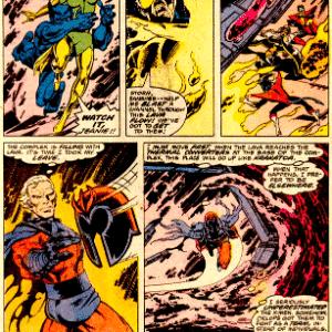 X-Men #112-113 - Reprodução
