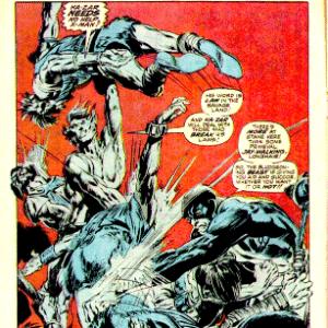 X-Men #60-63 - Reprodução