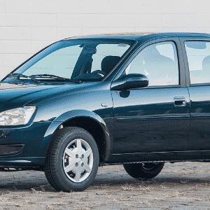 Chevrolet Classic - Divulgação