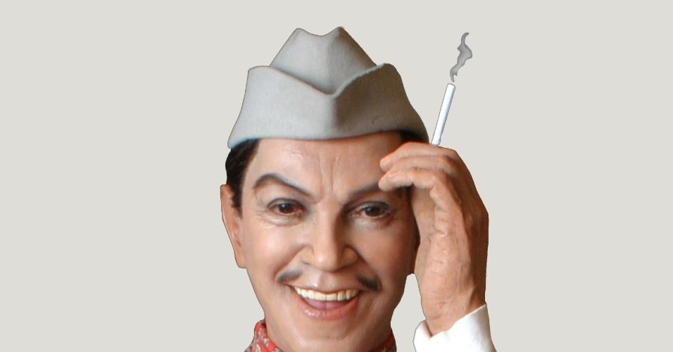 O falecido comediante mexicano Cantinflas, extremamente famoso em diversos países da América Latina, é um dos destaques do Museu de Cera da Cidade do México