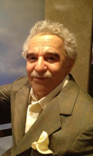 O recém-falecido escritor colombiano Gabriel García Márquez também marca presença no Museu de Cera da Cidade do México. A capital foi moradia e local da morte de Gabo, em 17 de abril deste ano