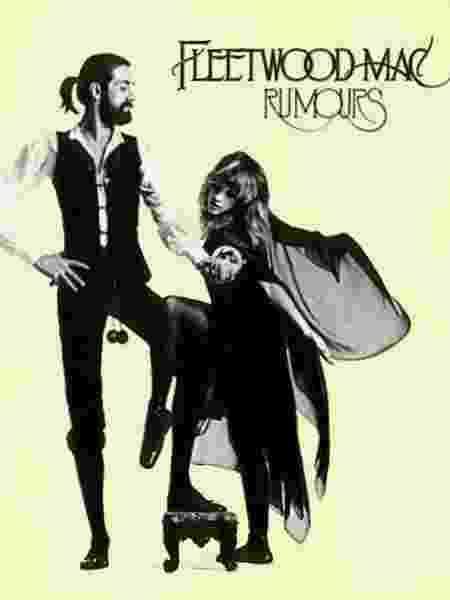 """Fleetwood Mac - """"Rumours"""" (1977) :: - Reprodução - Reprodução"""