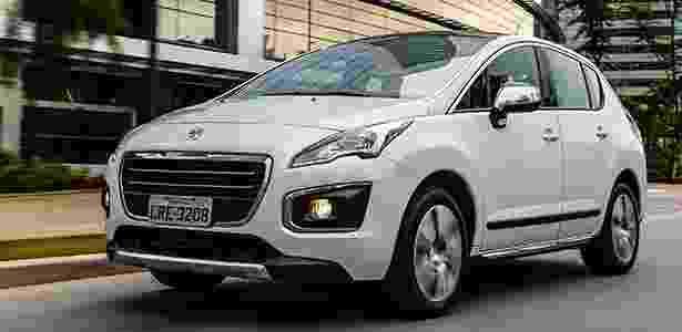 Peugeot 3008 2014 - Divulgação - Divulgação