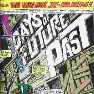 """Primeira cena da HQ """"X-Men: Dias de Um Futuro Esquecido"""" mostra Kitty Pride andando por uma Nova York devastada pelo domínio dos sentinelas - Reprodução"""