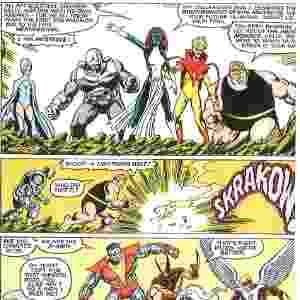 """Em """"X-Men: Dias de Um Futuro Esquecido"""", Mística e a Irmandade de Mutantes do Mal desafia os X-Men - Reprodução"""