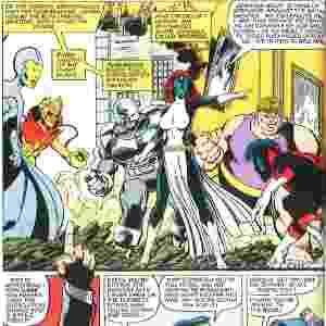 """Em """"X-Men: Dias de Um Futuro Esquecido"""", Mística invade o Senado com a Irmandade de Mutantes do Mal - Reprodução"""