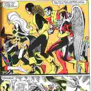 """Em """"X-Men: Dias de Um Futuro Esquecido"""", os X-Men se preparam para combater Mística e a Irmandade de Mutantes do Mal - Reprodução"""