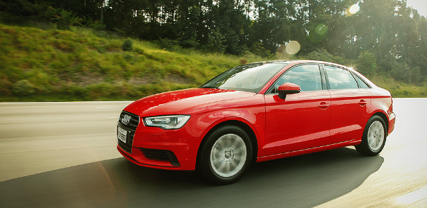 Audi A3 Sedan vai dividir motor 1.4 turboflex com Golf nacional - Divulgação