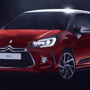 Citroën DS3 2015 - Divulgação