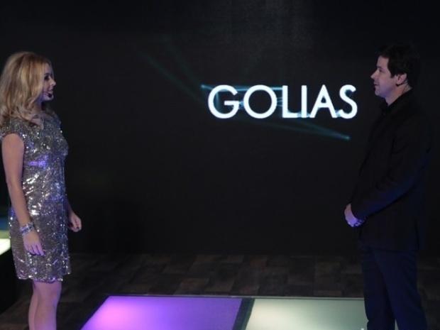 Davi entra para o concurso da Marra Brasil e assina como Golias