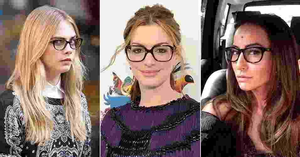 Fotos  Inspire-se nas famosas na hora de escolher os óculos de grau ... d9f6a5874a