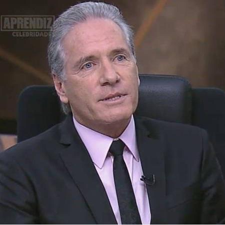 """Roberto Justus foi apresentador do reality """"O Aprendiz"""" - Reprodução"""
