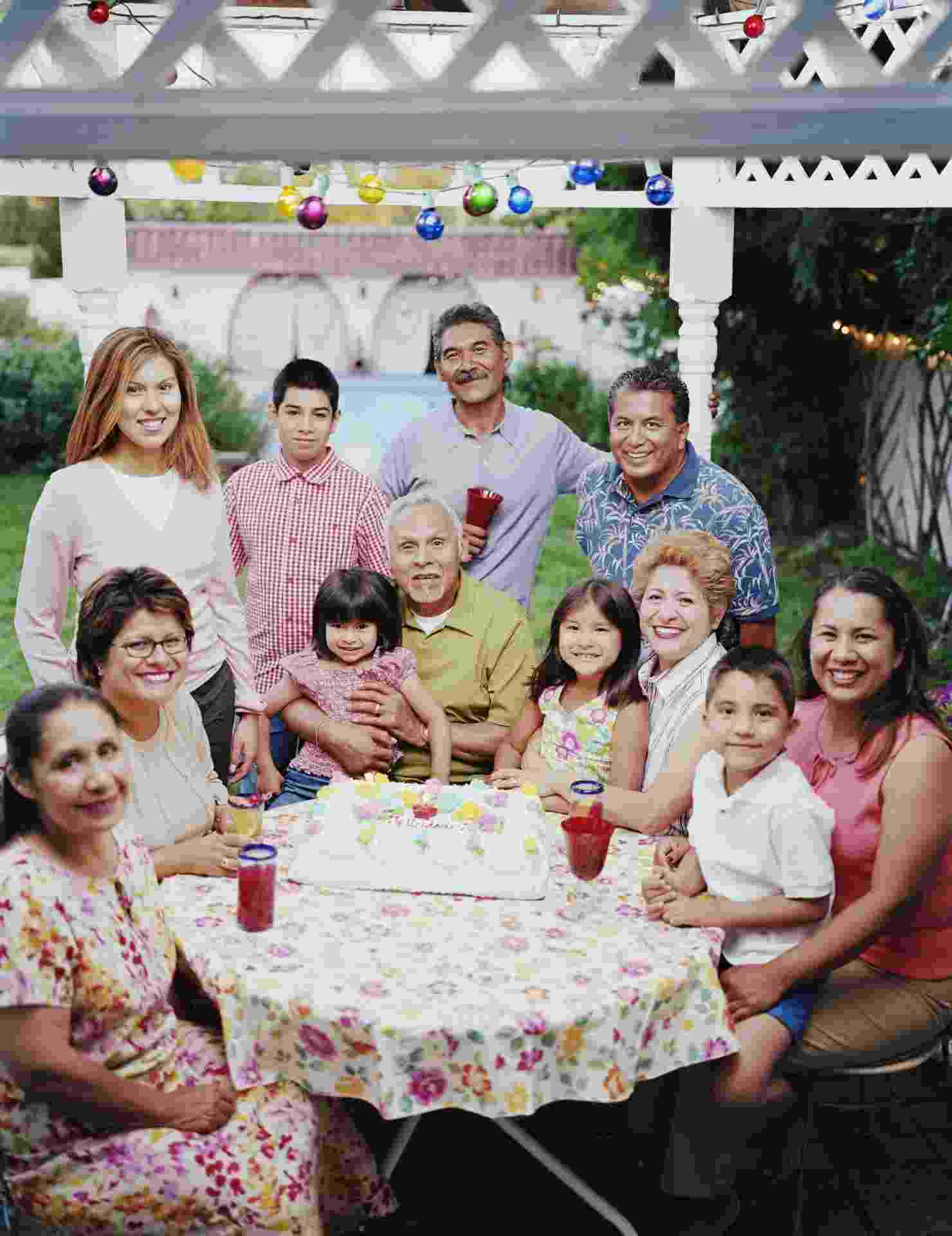 PARENTES DAS NOVELAS - Getty Images