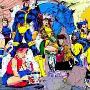 Equipes dos X-Men - Reprodução