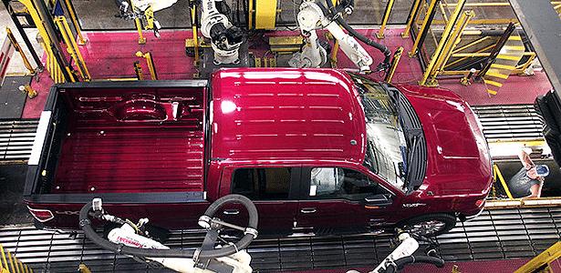 Ford F-150 fabricação - Divulgação - Divulgação