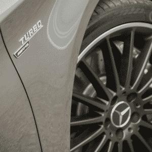 Mercedes-Benz CLA 45 AMG - Divulgação