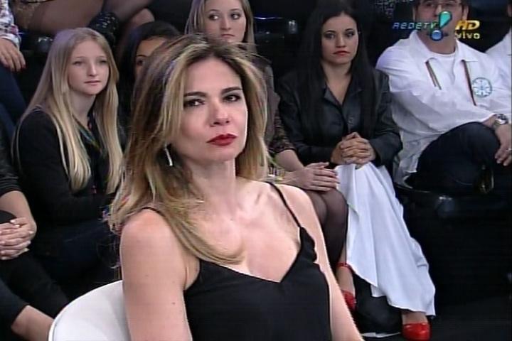 Luciana Gimenez no